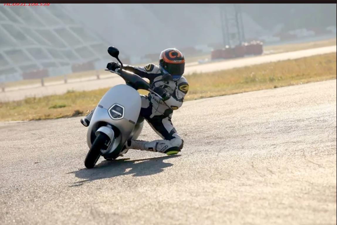 Ecooter-racing