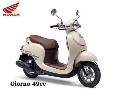 Honda Giorno 50 xe tay ga Nhật chính hãng