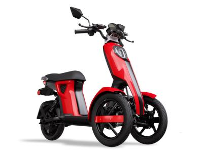 Moto điện 3 bánh Itango