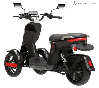 Xe tay ga điện 3 bánh ITango 2021 | Xe điện bánh kép