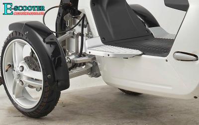 Xe Tay Ga Điện 3 Bánh Xenon V28 | Scooter điện bánh kép