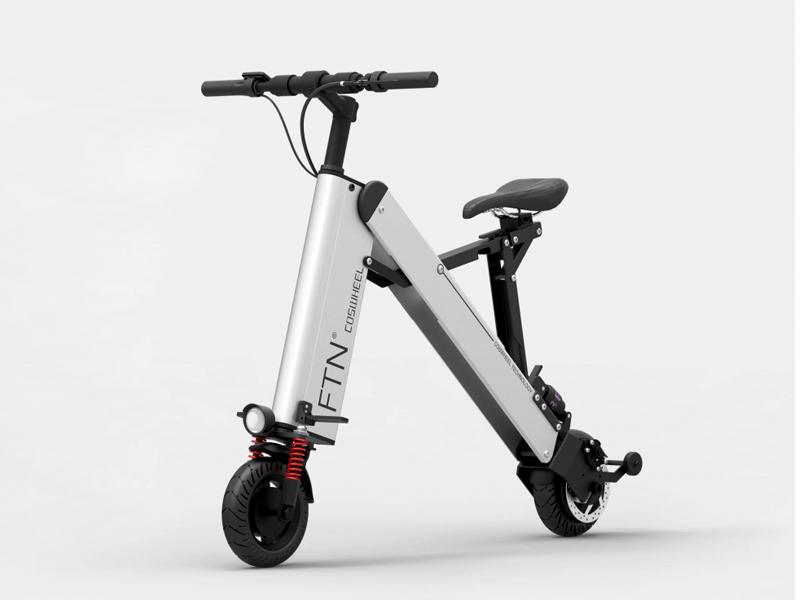 Xe đạp điện mini gấp gọn Coswheel A2