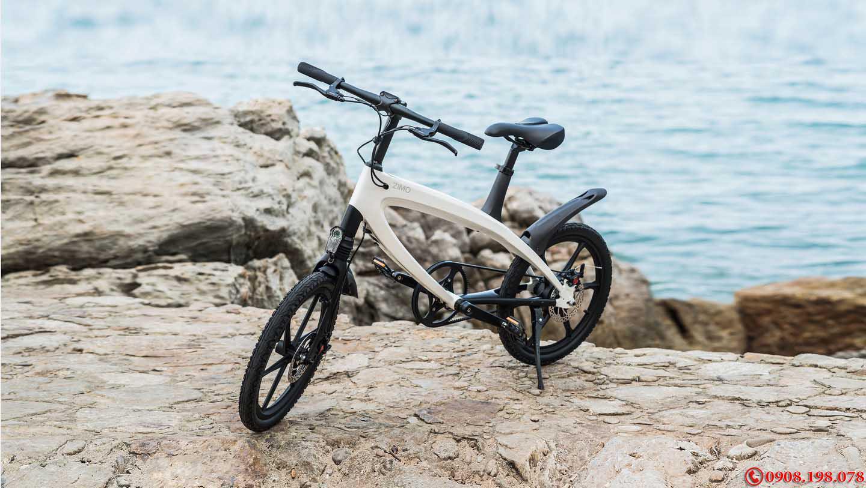 Xe Đạp Điện Phụ Trợ Zimo X2 Pro 240W 2021 Thời Trang, Siêu Nhẹ
