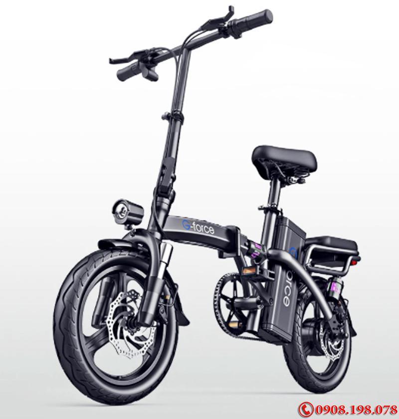Xe đạp điện trợ lực G- Force G14 400W 70km 1 lần sạc
