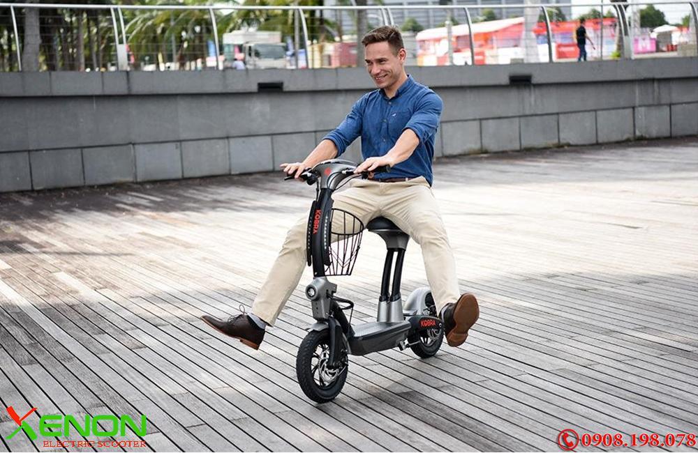 Xe Điện Kobra 250W-500W 2021, Xe Dành Cho Học Sinh