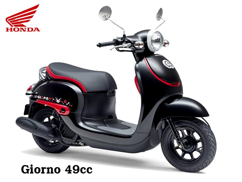 Xe tay ga 50 Honda Giorno Kumamon 2021 độc lạ